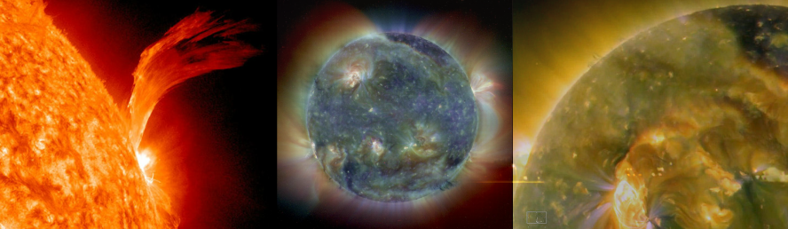 How Solar Flares & Geomagnetic Storms Affect Us - Natalia
