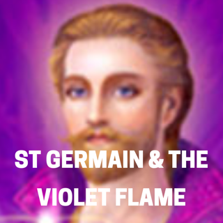 Saint Germain & the Violet Flame - Natalia Kuna - Psychic Medium