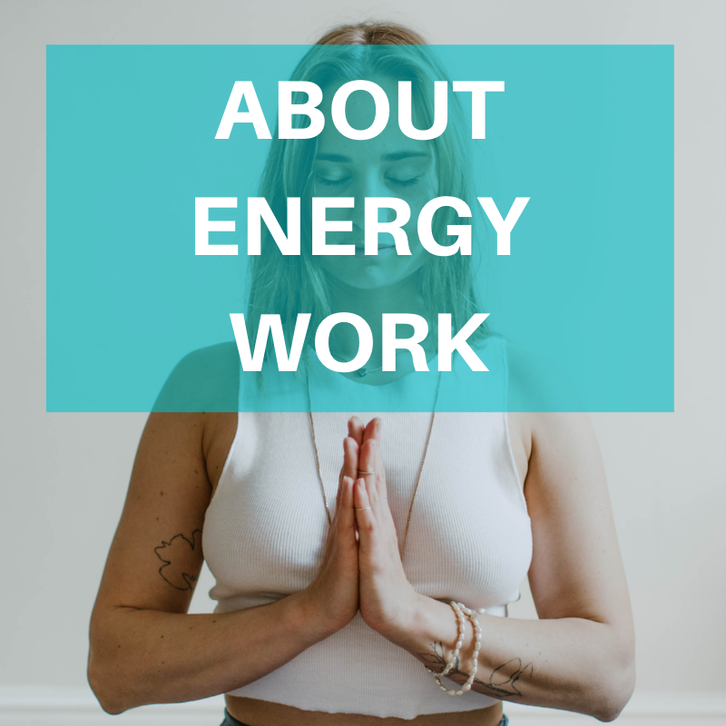 About Energy Work with Natalia Kuna