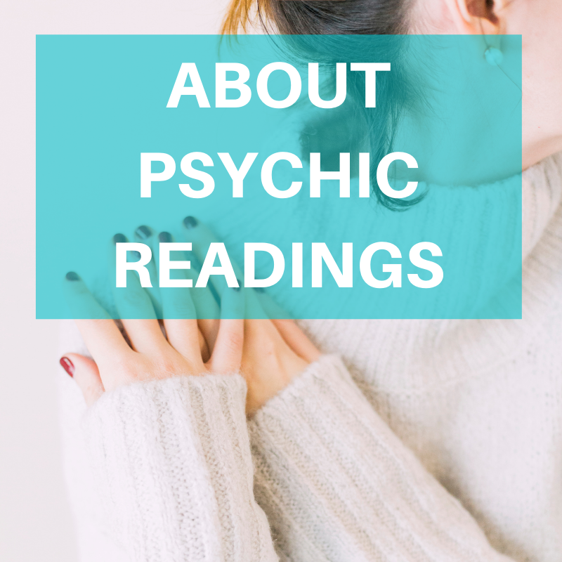 About Psychic Readings with Natalia Kuna