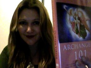 natalia kuna archangel metatron story published in the book Archangels 101 by Doreen Virtue, Hay House